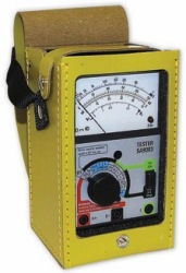 Battery Powered, Multi-Range, Analogue Portable Instrument
