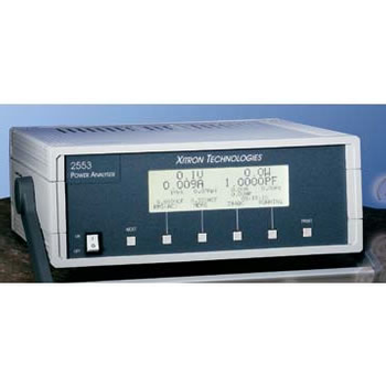 Single Phase and Three Phase Power Analysers