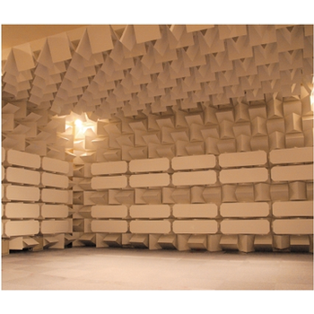 Anechoic Chamber room for Automotive components
