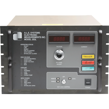 1-50 kV, 20,000J/sec 30,000W DC: High Voltage DC Power Supply