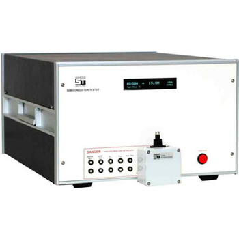 Automated Discrete Semiconductor Tester (ATE)