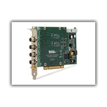PCI I/O Module for Sound and Vibration
