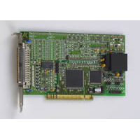 8 Channel Analog output board, isolated, 14-bit