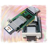 Single Front Slot + Single Rear Slot Universal PCI to PCMCIA Adapter