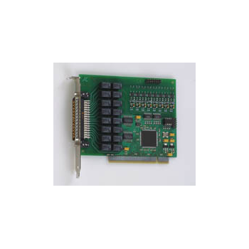 16 Relay Output Board, 8 Isolated Digital Input Channels, 24 V