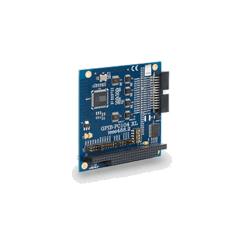 GPIB PC/104 Interface Card including cable