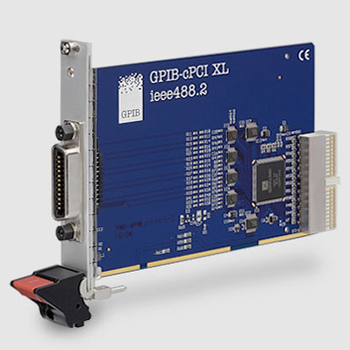 IEEE488 (GPIB, HPIB) compactPCI Interface Card
