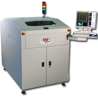 High Speed Solder Paste Inspection System