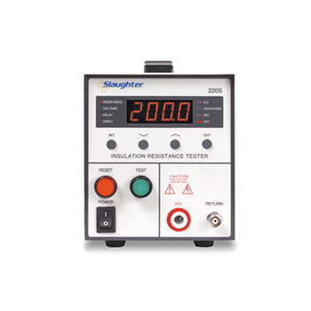 Stand Alone Insulation Resistance Tester