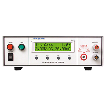 Multi-Function Electrical Safety Tester