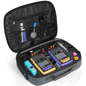Complete SM & MM Contractor Certification FiberTester Kit