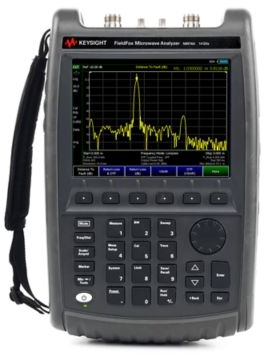 FieldFox Handheld Microwave Analyzer, 14 GHz