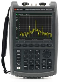 FieldFox Handheld Microwave Spectrum Analyzer, 50 GHz