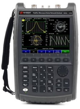 FieldFox Handheld Microwave Vector Network Analyzer