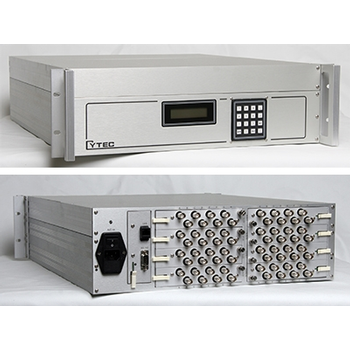 Modular Video and RF Switches and Matrix Switching Systems