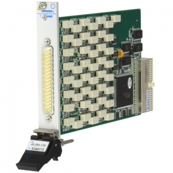 PXI Resistor Module 4-Channel 1R to 510R with SPDT