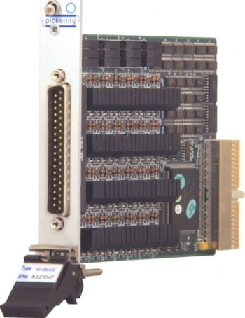 PXI 32 Channel Switch Simulation Module