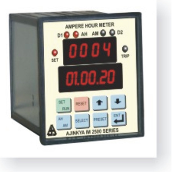 Ampere Hour Second Meter