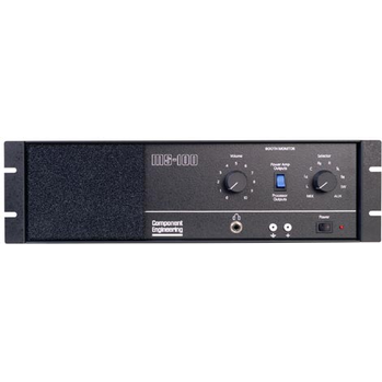 Booth Monitor Amplifier