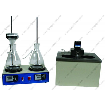 Mechanical Impurities Tester